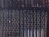 Couteaux noirs Dyptique 40x200