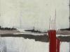 Arbre rouge 40x40