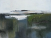 Paysage vert II 116x89