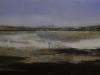 paysage bleu  - 116x89 - 2014