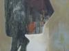 JEUNE FILLE - 81 x 100