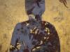 CHINOISE AUX OISEAUX - 120 x 120