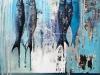 Sardines IV 60x60